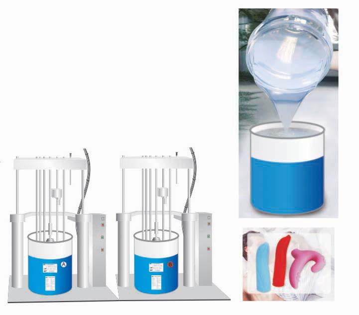 caoutchouc de silicone pour moulage caoutchouc de silicone haute transparence gel de silicone. Black Bedroom Furniture Sets. Home Design Ideas